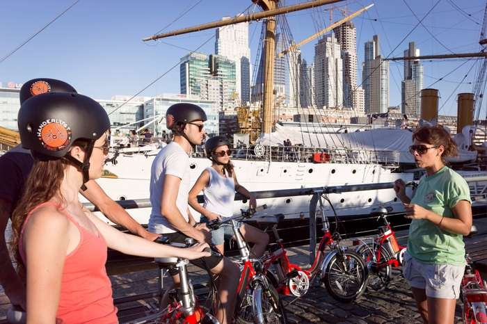 bike tours buenos aires