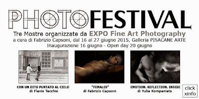 Capsoni per Photofestival 2015