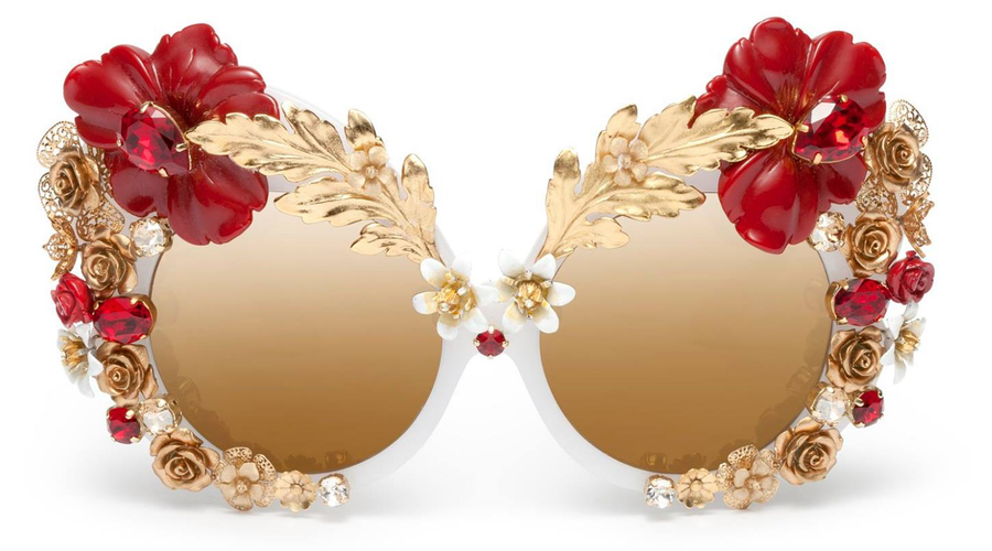 Dolce & Gabbana S/S 2016 Sunglass Capsule Collection