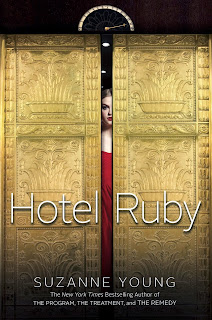 Hotel Ruby by Suzanne Young book cover