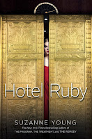 Hotel Ruby by Suzanne Young book cover and review