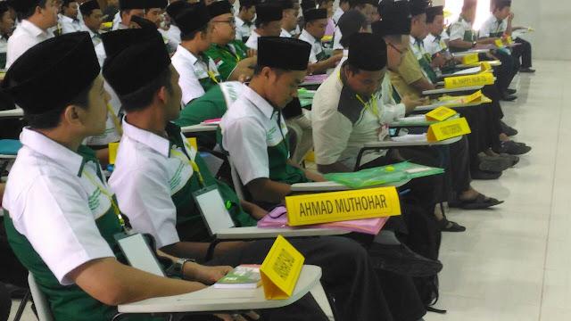 Kader-kader Muda GP Ansor