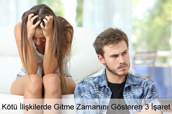 Kötü Bir İlişkinin Özellikleri Nelerdir?