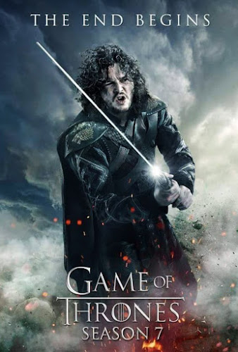 Game Of Thrones Temporada 7 (HDTV 720p Dual Latino / Ingles)