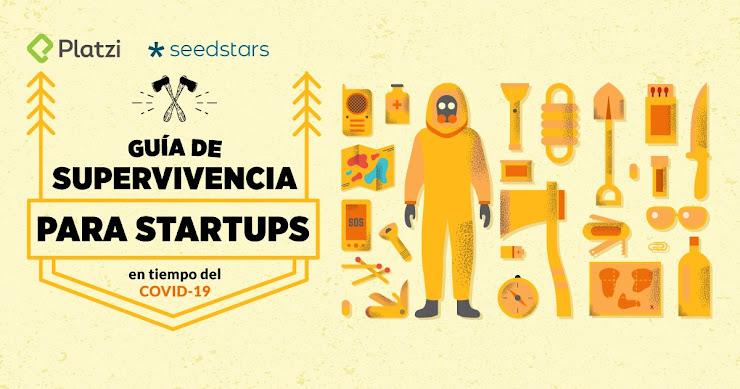 Guía gratuita para Startups - Cómo sobrevivir a la crisis del COVID-19