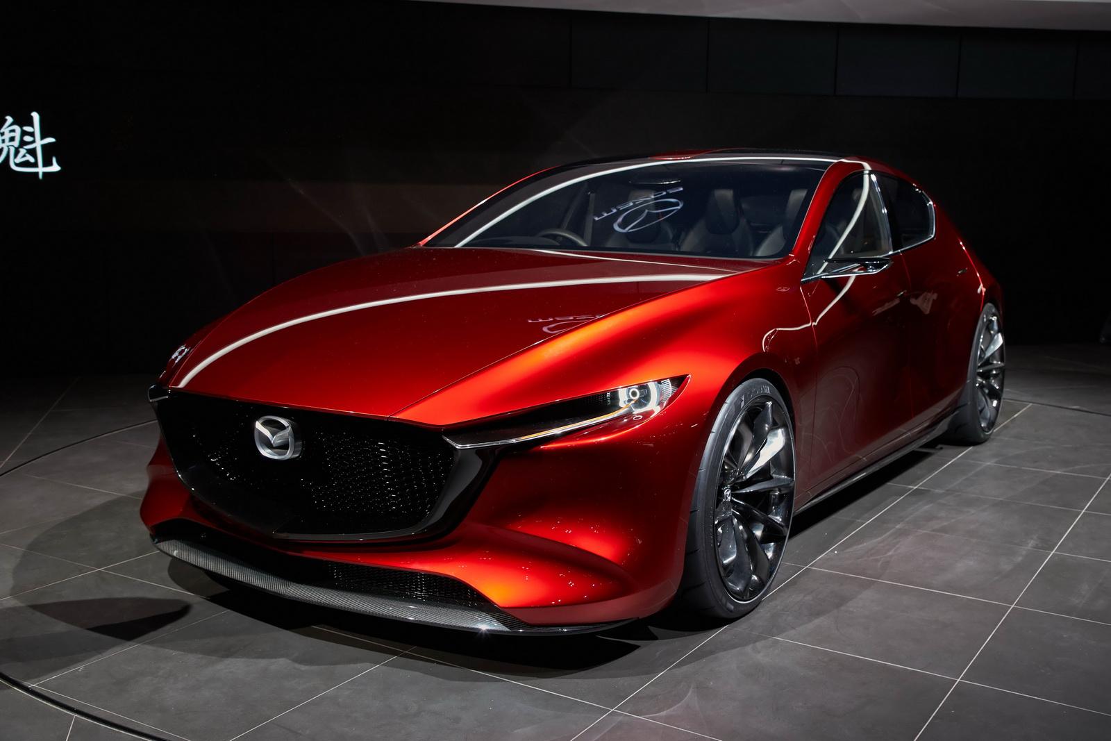 Mazda S Sexy Kai Concept Steals The Show 50 Pics Carscoops