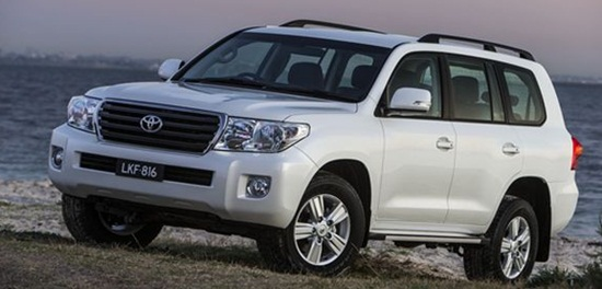 2016 Toyota Land Cruiser Hybrid Price and Release Date