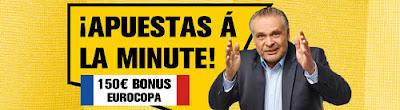 interwetten bono bienvenida 150 euros Eurocopa 2016