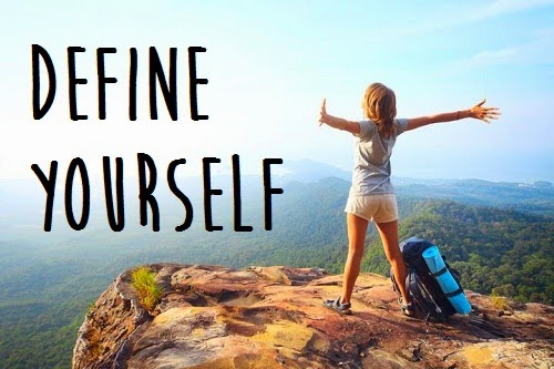 define yourself quotes