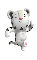 Mascota Juegos Olímpicos Pyeongchang 2018