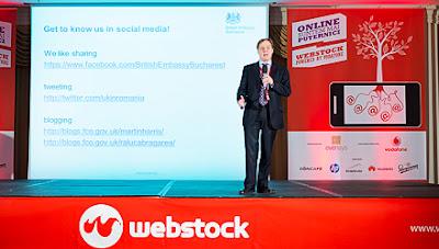 Martin Harris - unexpected blogger la Webstock