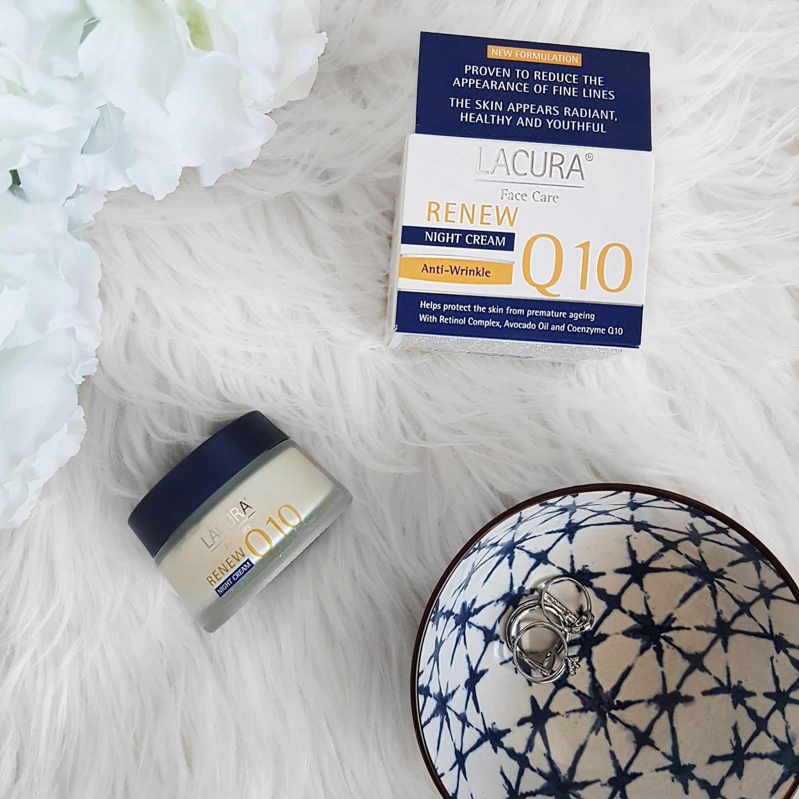 Aldi Q10 Anti-Wrinkle Night Cream
