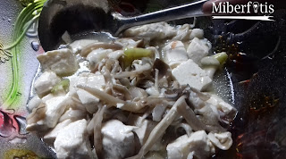 Jamur Barat Makanan Istimewa Orang Pedesaan