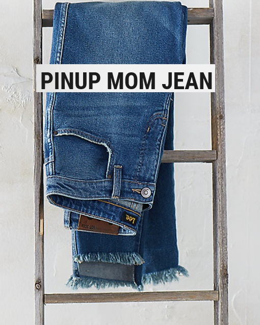 Pinup Mom Jeans