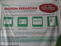 Mencairkan JHT di Bogor biar nggak bolak-balik