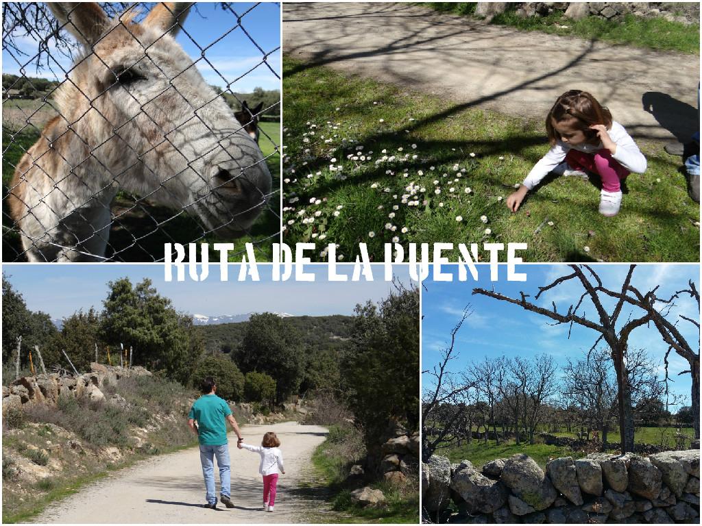Ruta de La Puente (Fresnedillas de la Oliva)