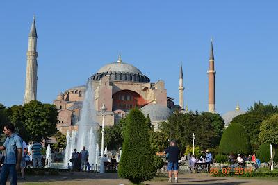Istambul Turquia - Basilica de Santa Sofia