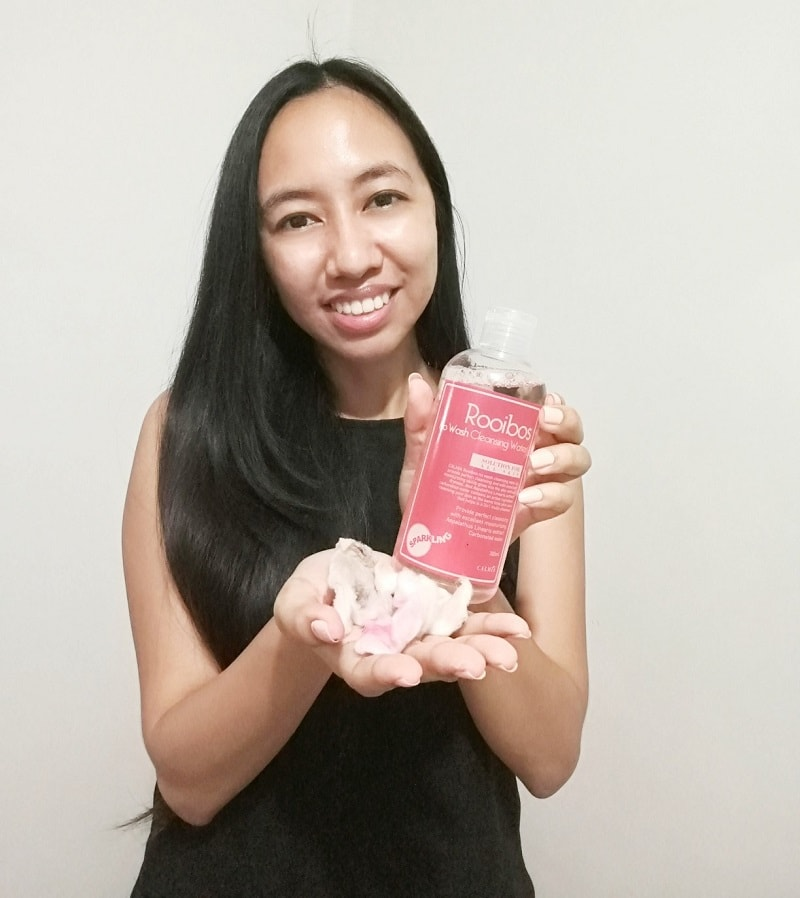 Camia Rooisbos Cleansing water review