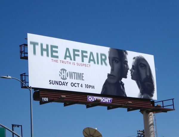 The Affair season 2 billboard