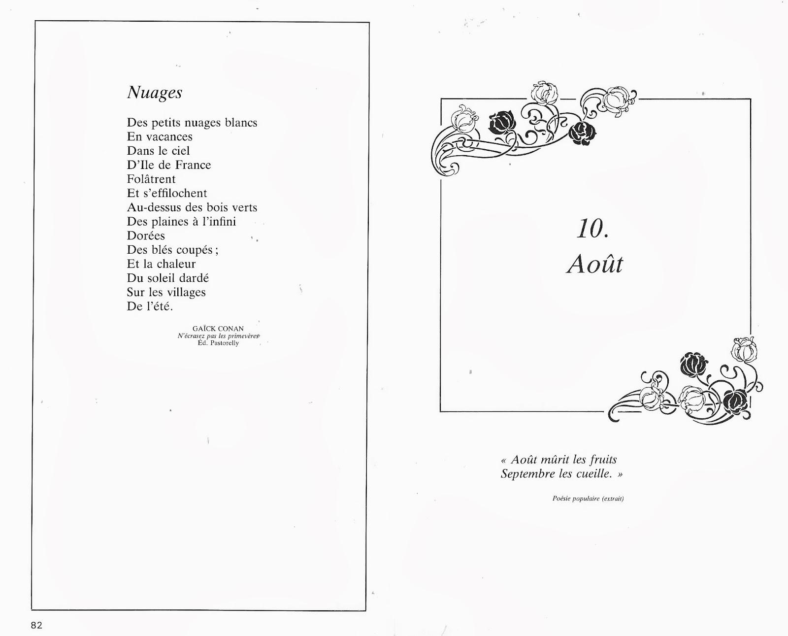 Gut bekannt Manuels anciens: Renault, Laurent, 100 poèmes pour les enfants de  FI47