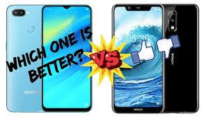 Realme 2 pro VS Nokia 5.1 Plus-----Price and Features