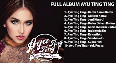 Download Kumpulan Lagu Ayu Ting Ting Full ALbum Mp3 Dangdut Terbaru