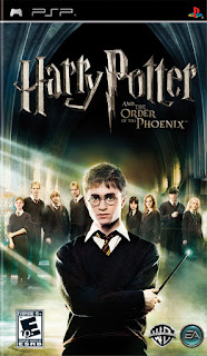 Harry Potter and the Order of the Phoenix PSP GAME