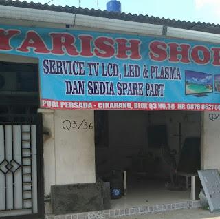 Jasa Service TV Cikarang