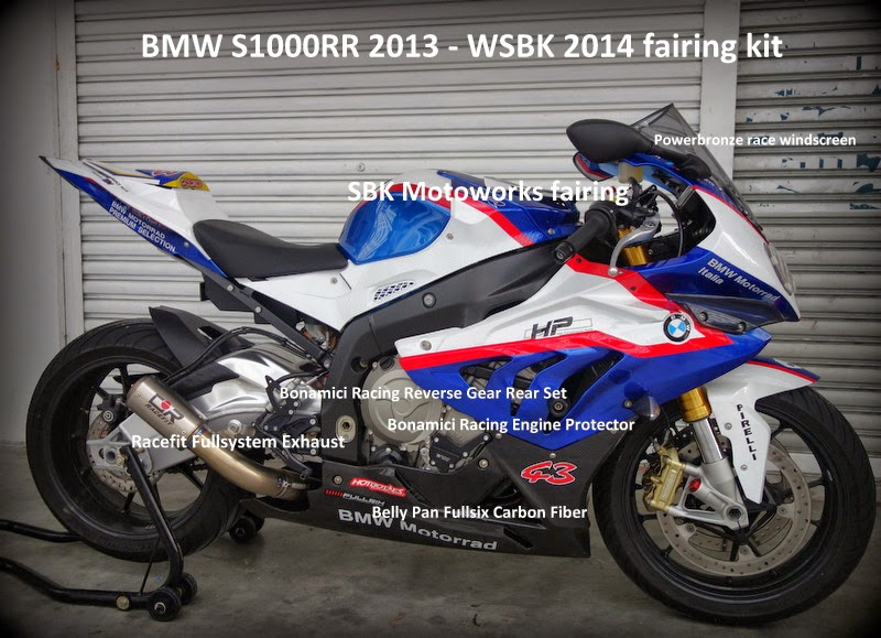 Bmw S1000rr Tuning Parts