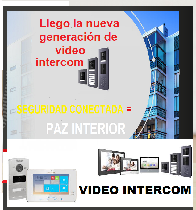 VIDEO INTERCOM HIKVISION