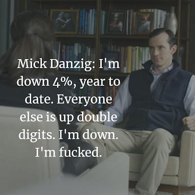 Mick Danzig Top Billion TV show quotes