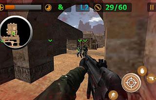 download Game Critical strike: Sniper untuk iPhone