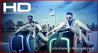 HD Lyrics : Shar S & Zartash Malik
