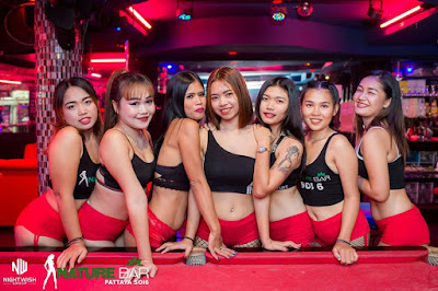 Pattaya soi6/7/8: Nature Bar Soi 6 Pattaya