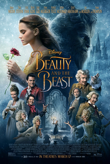 Ini [Bukan] Review Film Beauty and The Beast