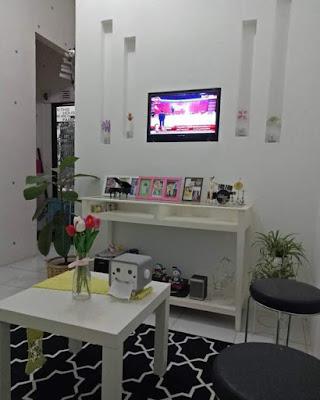 Inspirasi Rumah Minimalis Tipe 50 Ruang Santai Kelluarga