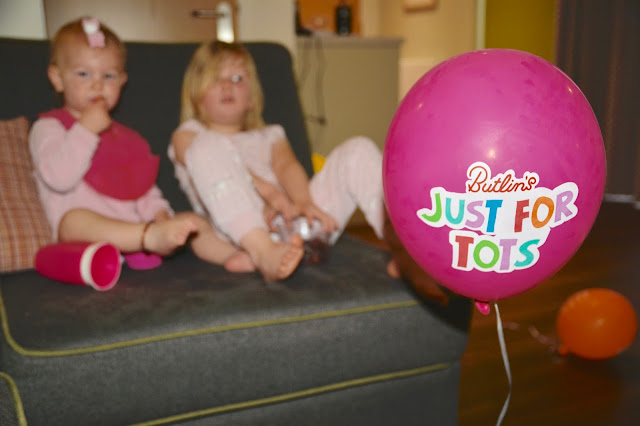 Butlins just for tots week review
