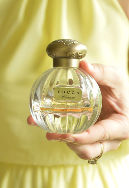 Tocca Florence Perfume Bottle