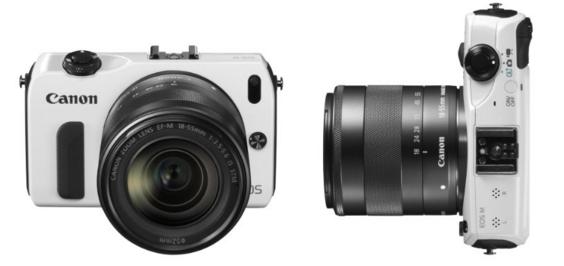 cámara Canon Eos