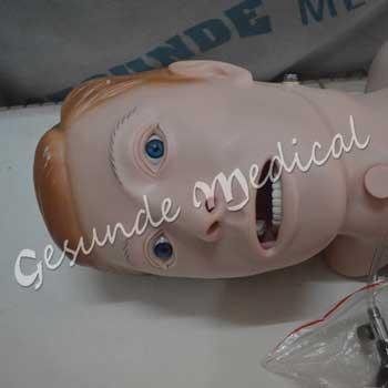 toko manikin trachea intubation
