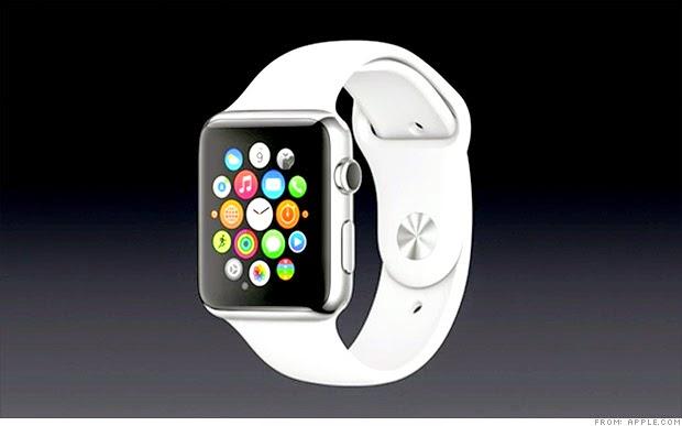 iWatch, Apple smart watch