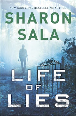Cover, Bea's Book Nook, Life of Lies, Sharon Sala