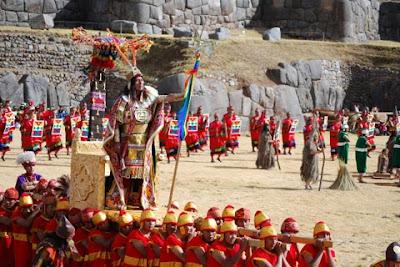 Truyền thuyết về sức mạnh của chiến binh Inca xưa kia có nói đến Maca- sâm Peru như là một bí kíp