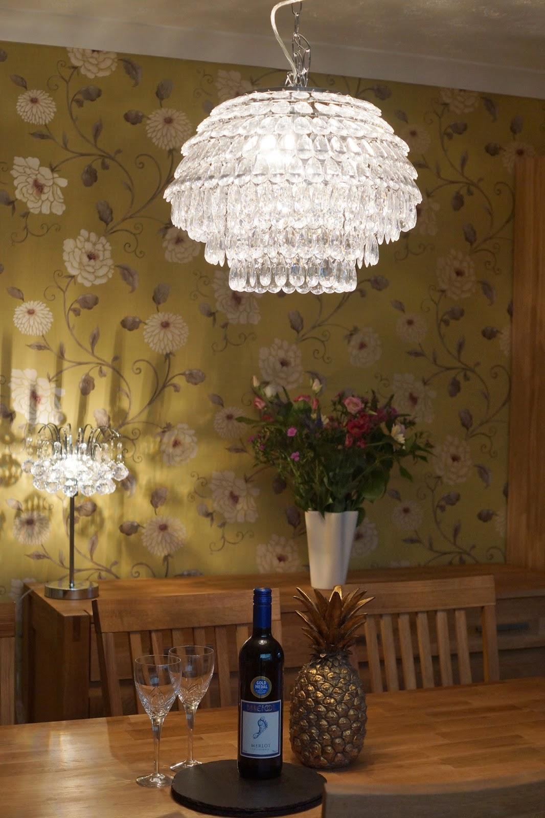 Hello Freckles Homeware Updates Dalton Park Pagazzi Lighting Chandelier Interiors