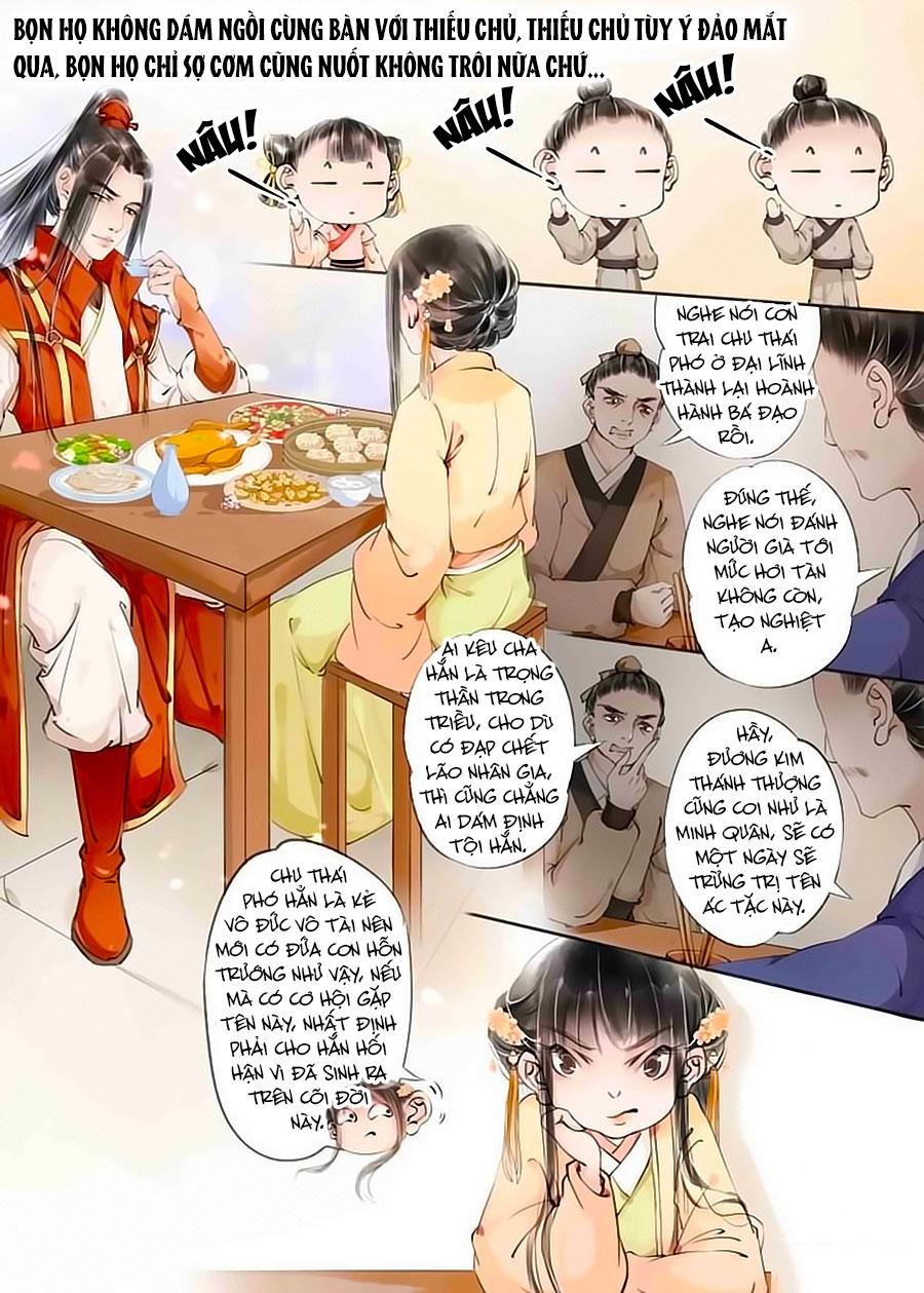 Nhà Ta Có Tiểu Thiếp chap 26 - Trang 8