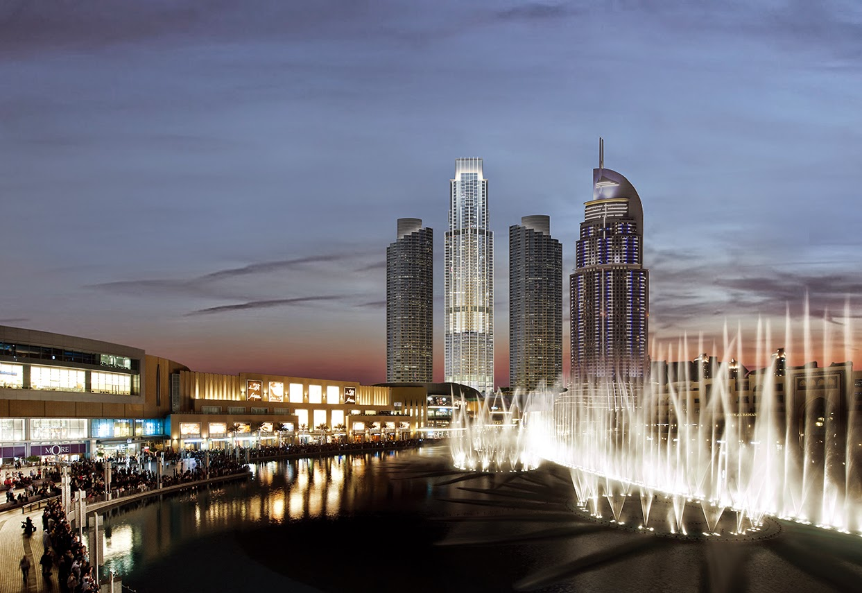 Emaar, Fountain Views, Downtown Dubai, Dubai