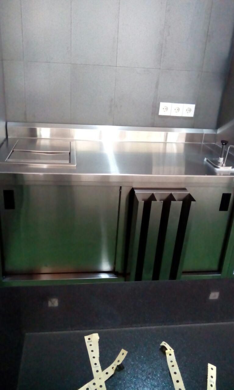 Kitchen Richeese Medan Jenal Civil Engineering