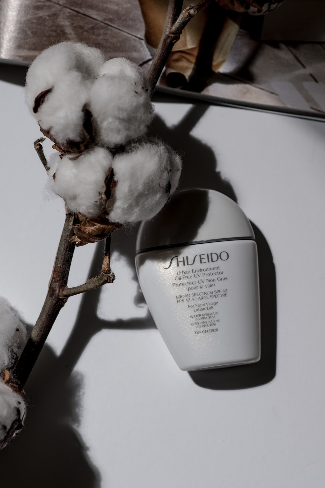 von vogue favourite sun care products sun protection shiseido sunscreen uv protector