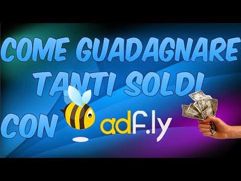 Condividi link e Guadagna 50 euro al giorno con Adfly