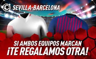 sportium promo Sevilla vs Barcelona 23 enero 2019